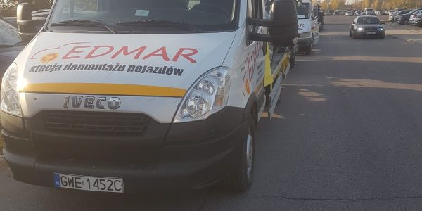 Złomowanie aut Warszawa- auto złom